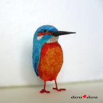 Exotic-Bird-Kingfisher-Sculpture