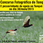 Evento: 2º Concurso Fotográfico do Tanquã, jun/15